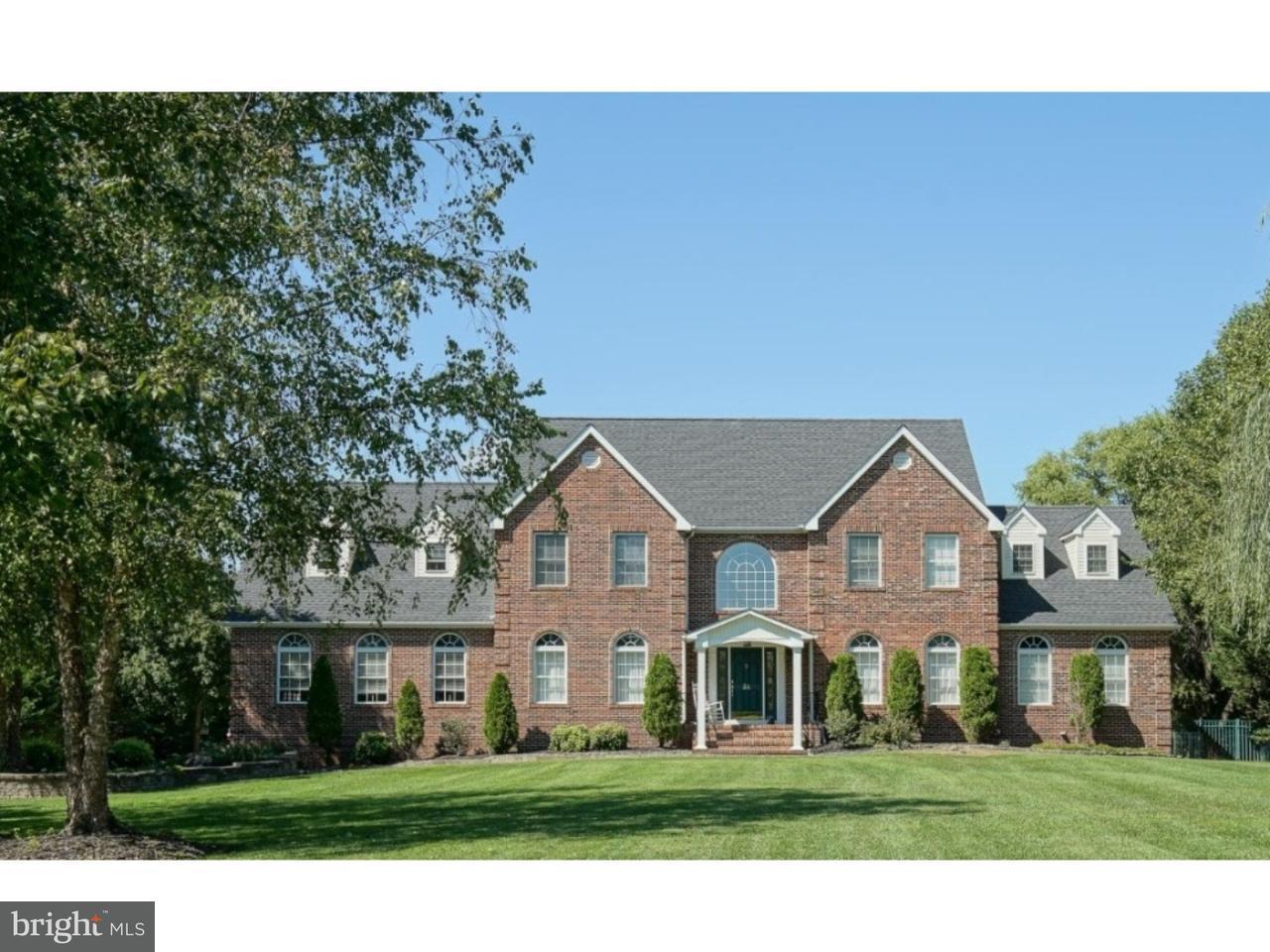 Частный односемейный дом для того Продажа на 24 HORSESHOE Lane Mullica Hill, Нью-Джерси 08062 Соединенные Штаты