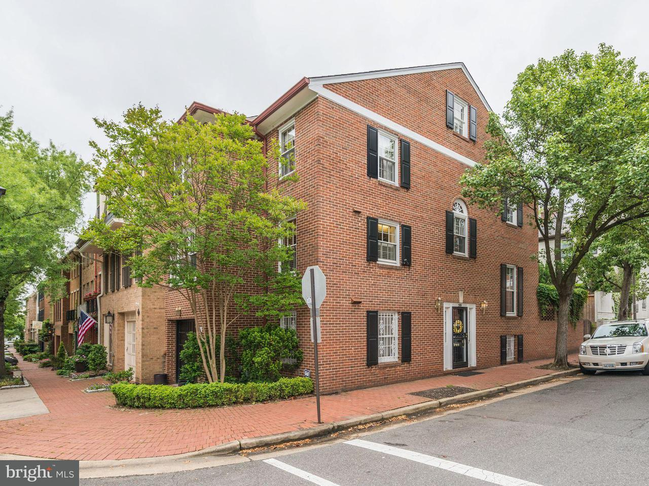 Single Family for Sale at 309 S Lee St Alexandria, Virginia 22314 United States
