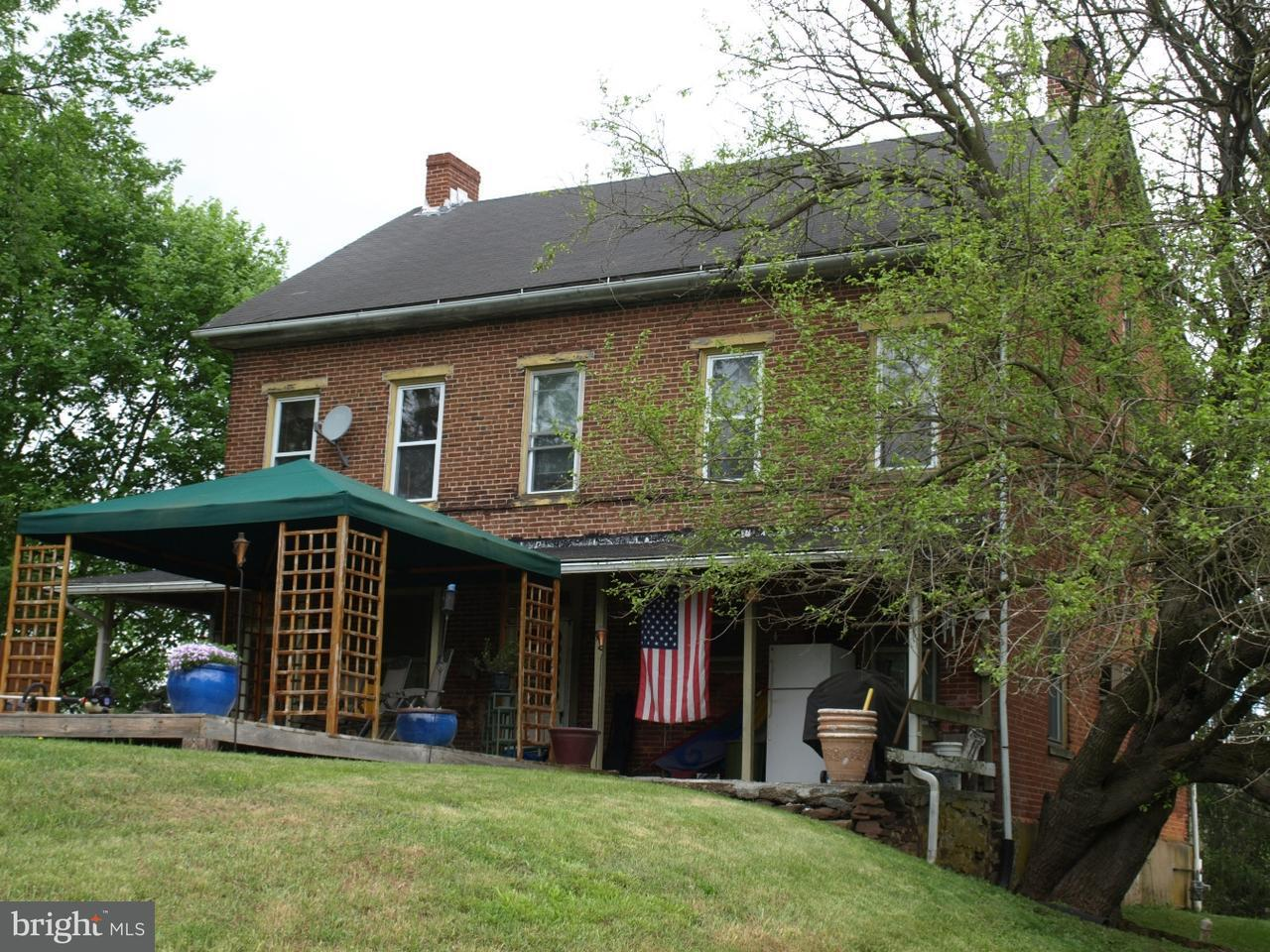 Maison unifamiliale pour l Vente à 1962 TOLLGATE Road Palm, Pennsylvanie 18070 États-Unis