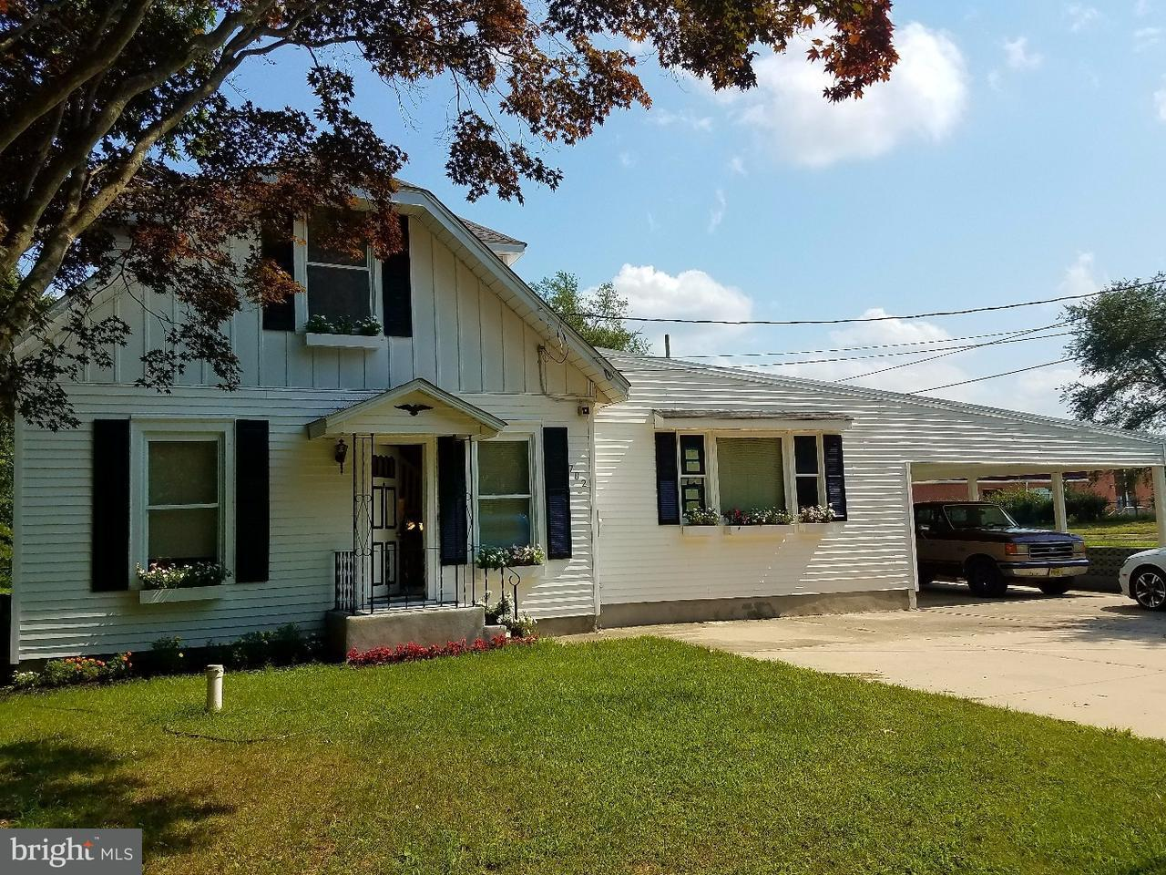 Single Family Home for Sale at 702 CINCINNATI Avenue Egg Harbor City, New Jersey 08215 United States