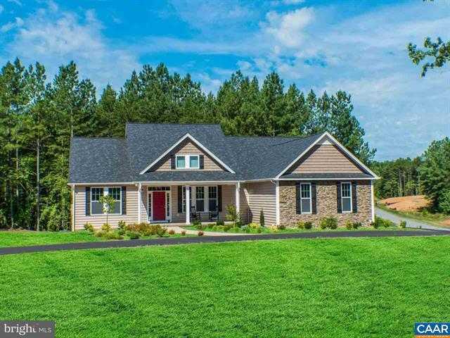Single Family for Sale at 387 Kenwood Ln Ruckersville, Virginia 22968 United States