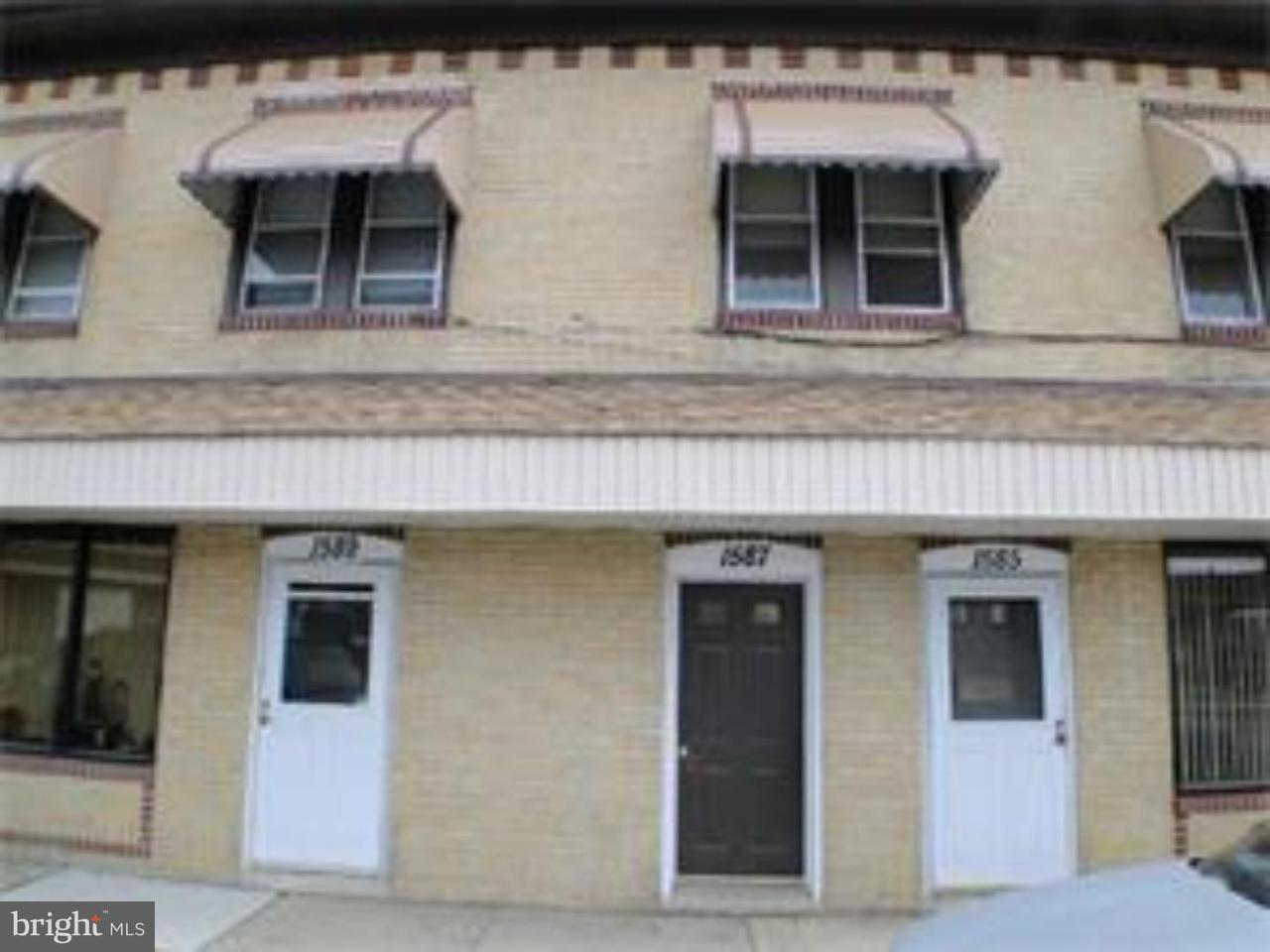 Maison unifamiliale pour l Vente à 1587 CHICHESTER Avenue Linwood, Pennsylvanie 19061 États-Unis