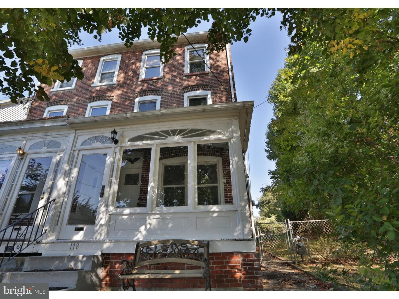 Townhouse for Sale at 118 W 7TH Avenue Conshohocken, Pennsylvania 19428 United States