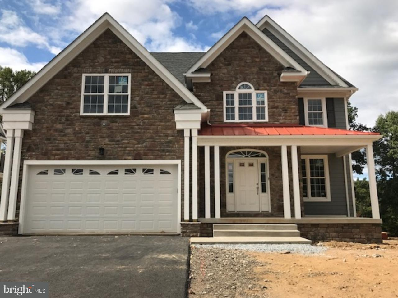 Single Family Home for Sale at Lot 2 FOX HOLLOW Lane Broomall, Pennsylvania 19008 United States