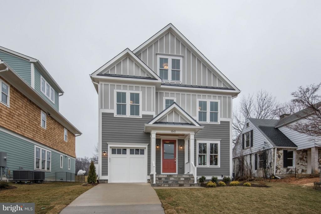 Single Family Home for Sale at 1845 N COLUMBUS Street 1845 N COLUMBUS Street Arlington, Virginia 22207 United States