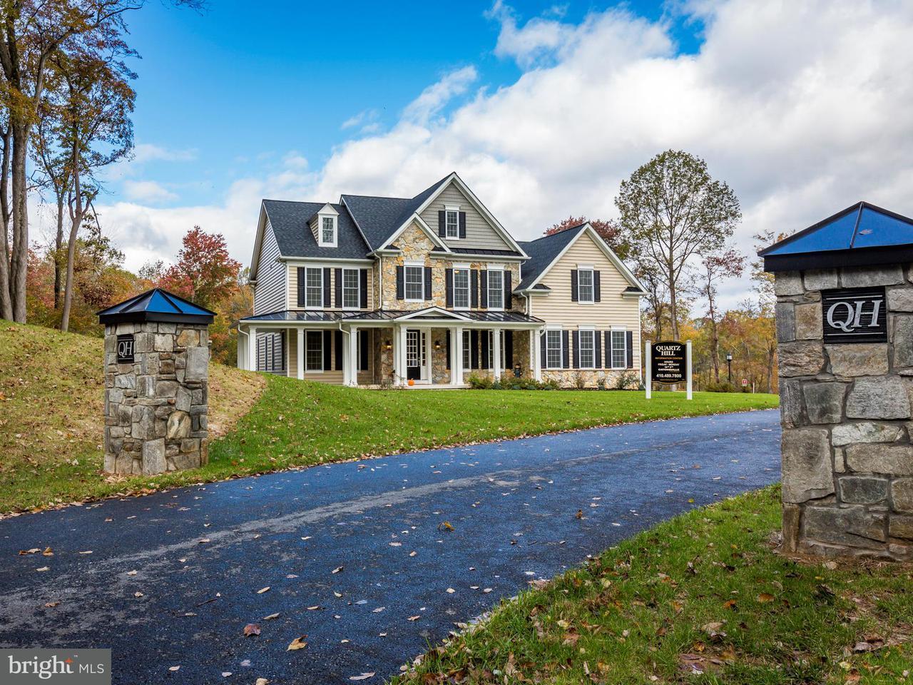 独户住宅 为 销售 在 14534 Old Frederick Road 14534 Old Frederick Road Cooksville, 马里兰州 21723 美国