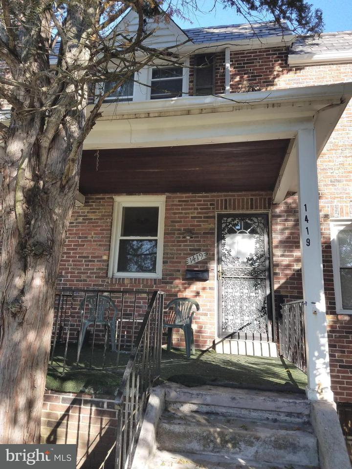 Other Residential for Rent at 1419 N Ellamont St Baltimore, Maryland 21216 United States