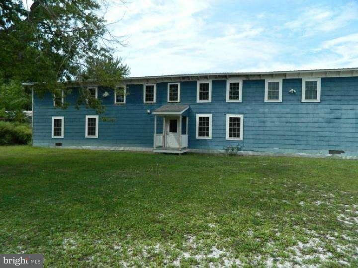 Частный односемейный дом для того Продажа на 1727 MAIN Street Port Norris, Нью-Джерси 08349 Соединенные Штаты