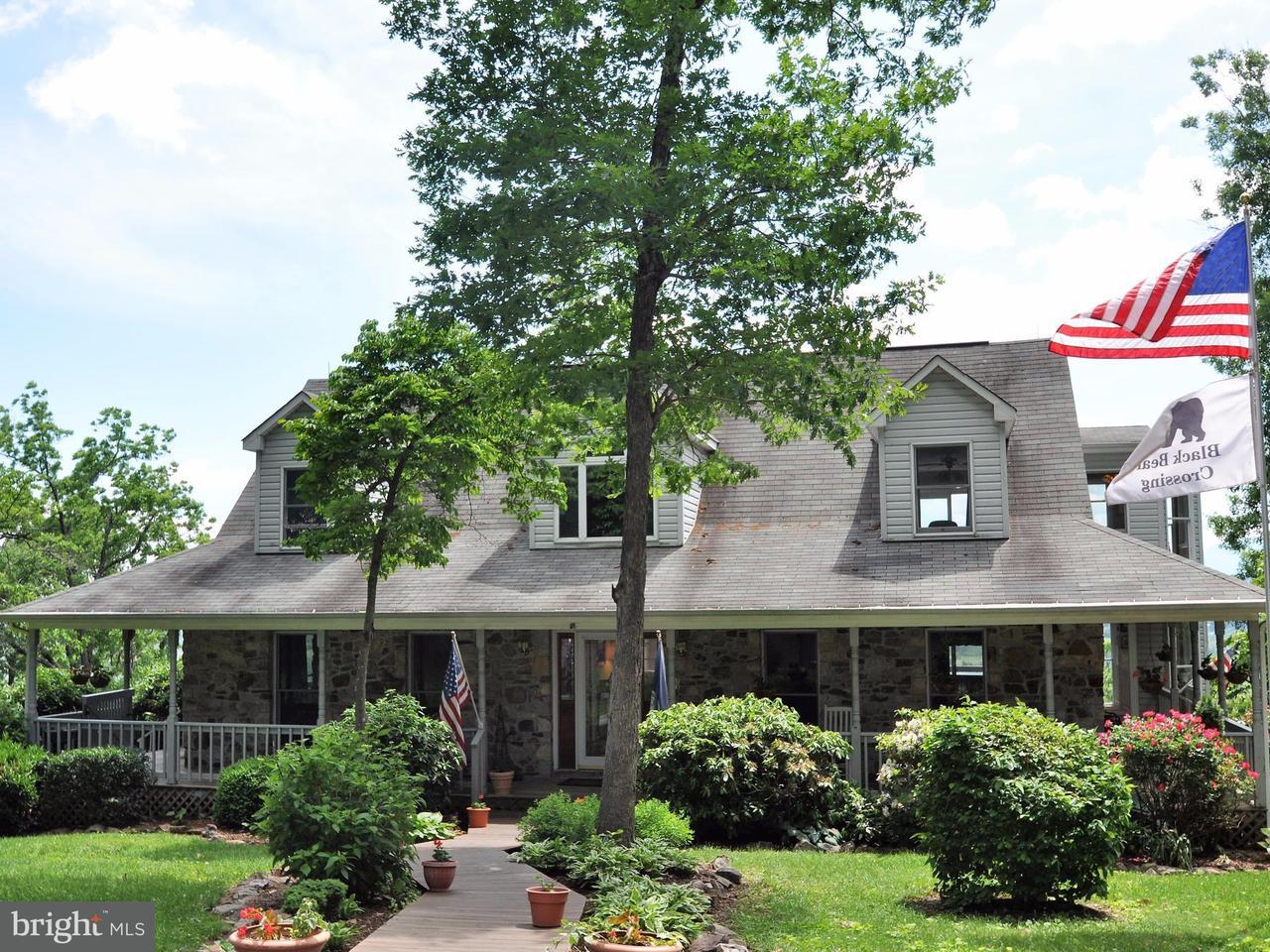 独户住宅 为 销售 在 184 CLARK Lane 184 CLARK Lane Washington, 弗吉尼亚州 22747 美国