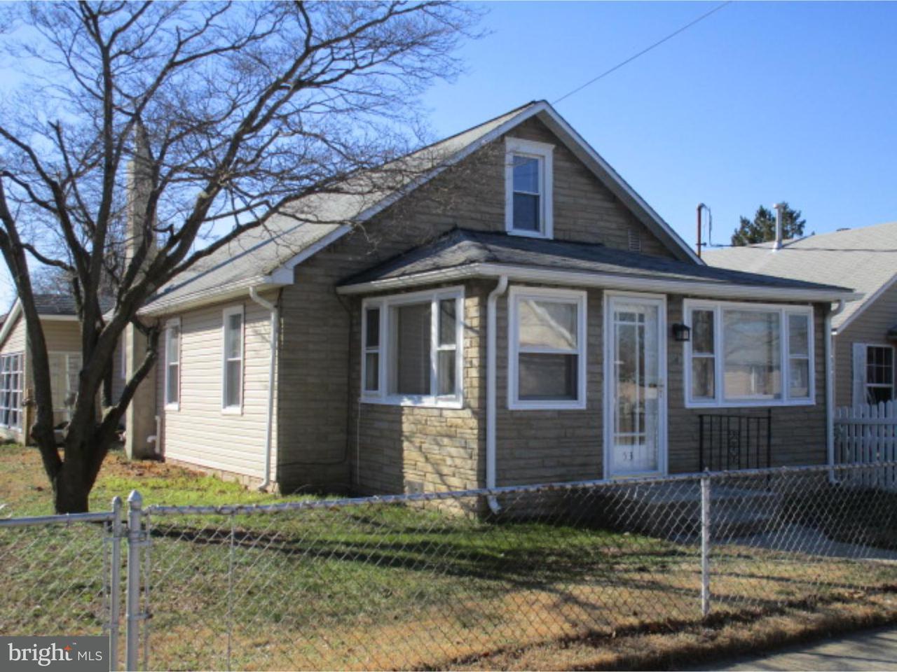 Частный односемейный дом для того Аренда на 53 HARDING Avenue Pennsville, Нью-Джерси 08070 Соединенные Штаты