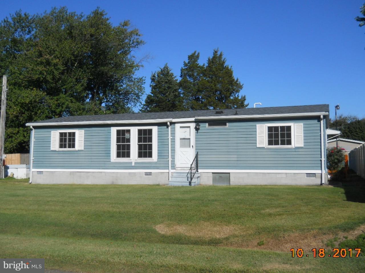 Mobile Homes pour l à louer à 537 E 2ND Street Frederica, Delaware 19946 États-Unis