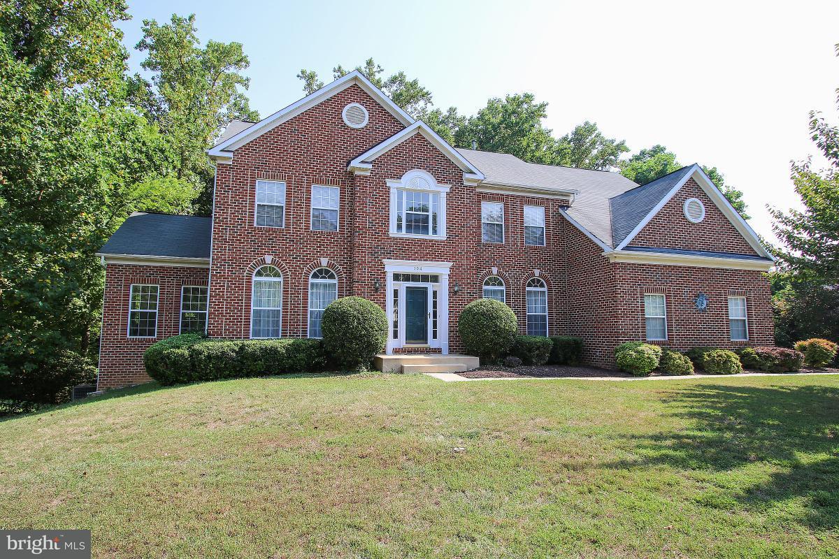 Einfamilienhaus für Verkauf beim 104 BRIGHTON KNOLL Court 104 BRIGHTON KNOLL Court Accokeek, Maryland 20607 Vereinigte Staaten