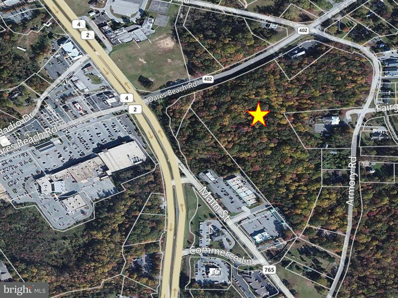 Land for Sale at 80 Armory Rd Prince Frederick, Maryland 20678 United States