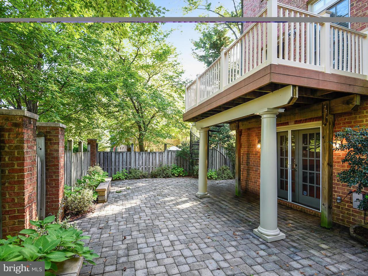 Townhouse for Sale at 2009 MAYFAIR MCLEAN Court 2009 MAYFAIR MCLEAN Court Falls Church, Virginia 22043 United States