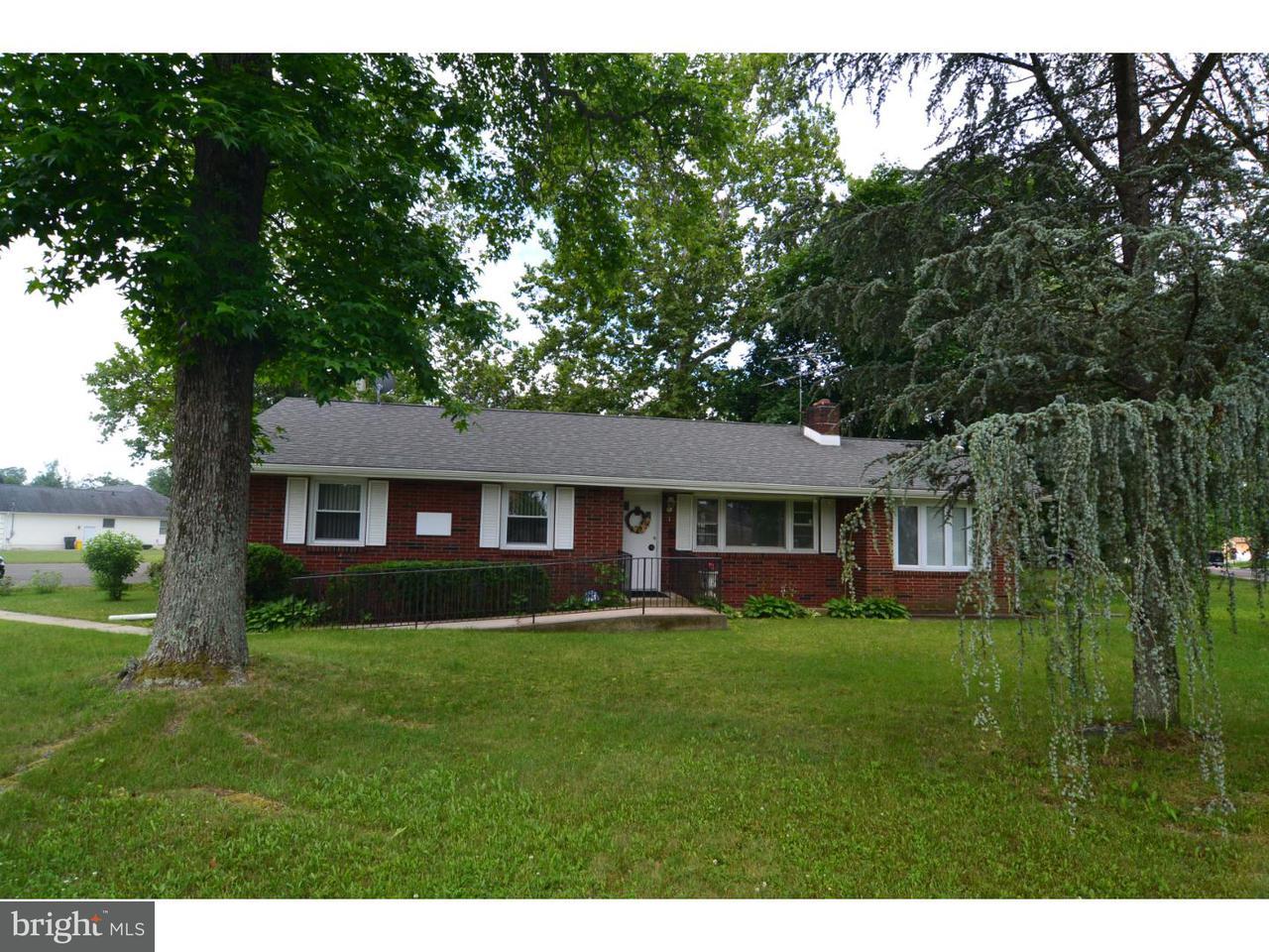 Eensgezinswoning voor Verkoop een t 1 MYERS Avenue Cedar Brook, New Jersey 08018 Verenigde Staten