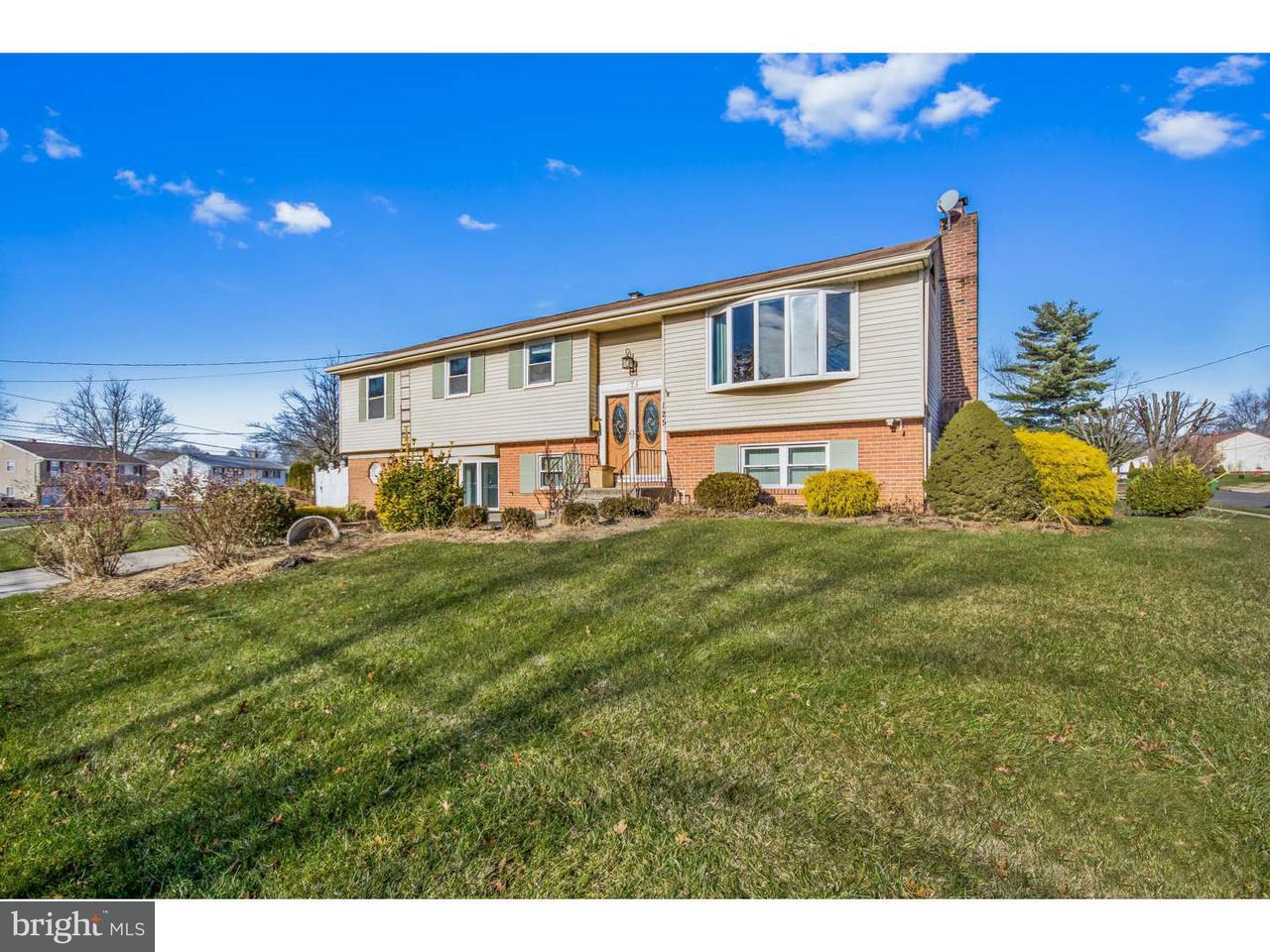 Maison unifamiliale pour l Vente à 125 CAMBRIDGE Avenue Marlton, New Jersey 08053 États-Unis