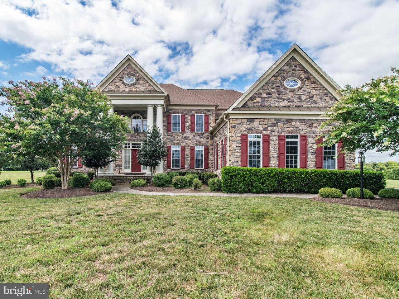Single Family Home for Sale at 10921 MEADOW WALK Lane 10921 MEADOW WALK Lane Bristow, Virginia 20136 United States