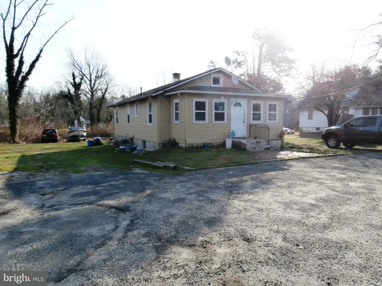 Enfamiljshus för Försäljning vid 514 WHITE HORSE PIKE Atco, New Jersey 08004 Usa
