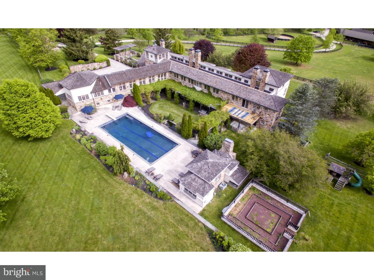 Single Family Home for Sale at 1400 PRIZER Road Chester Springs, Pennsylvania 19465 United States