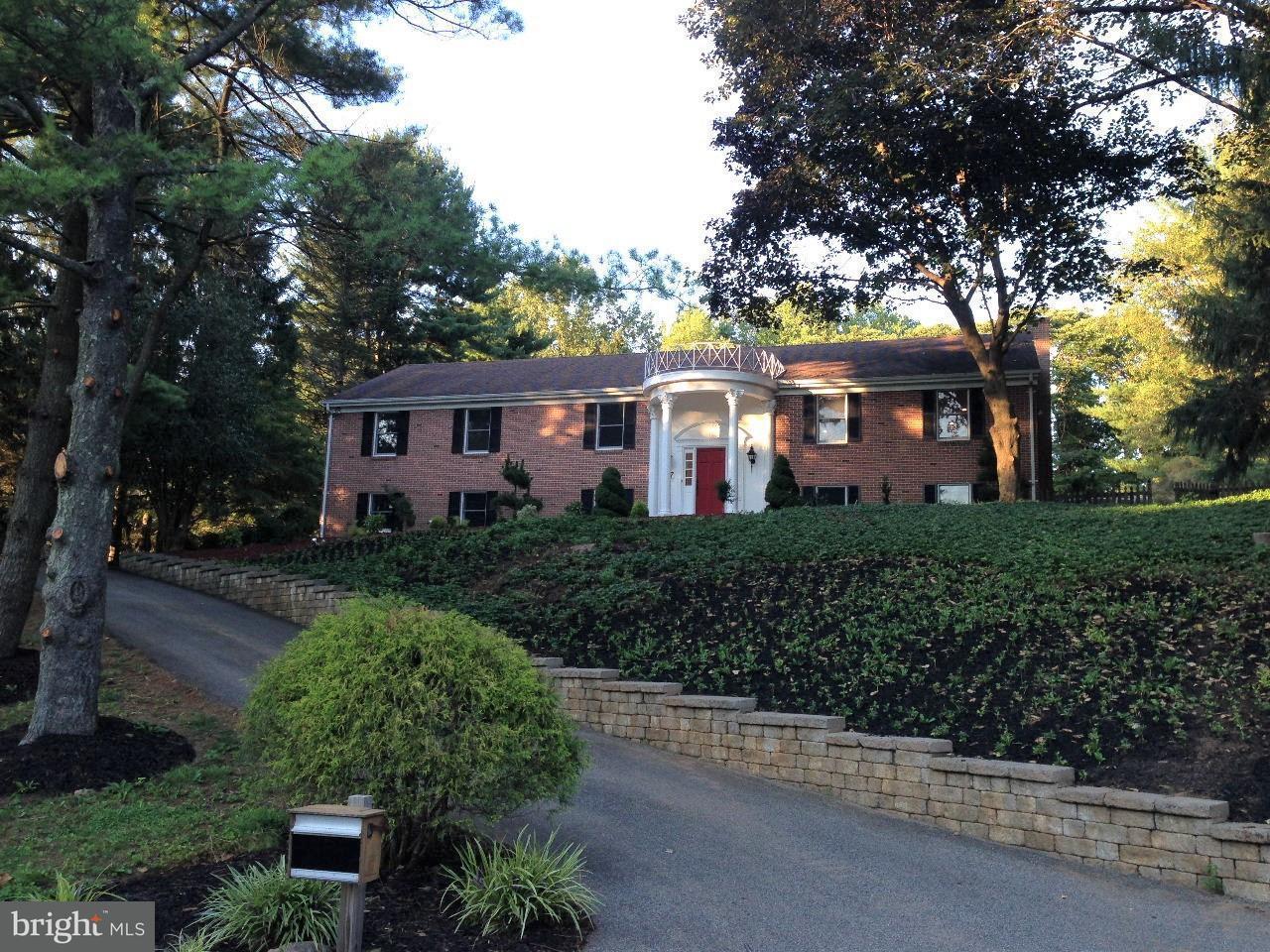Частный односемейный дом для того Продажа на 7 HOLLY BRANCH Court 7 HOLLY BRANCH Court Glen Arm, Мэриленд 21057 Соединенные Штаты