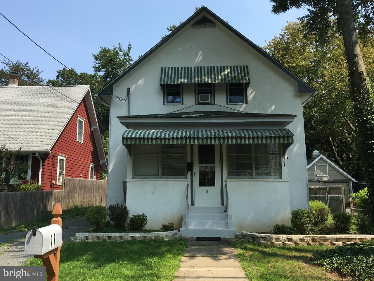 Частный односемейный дом для того Аренда на 11 BERRIEN Avenue Princeton Junction, Нью-Джерси 08550 Соединенные ШтатыВ/Около: W Windsor Township