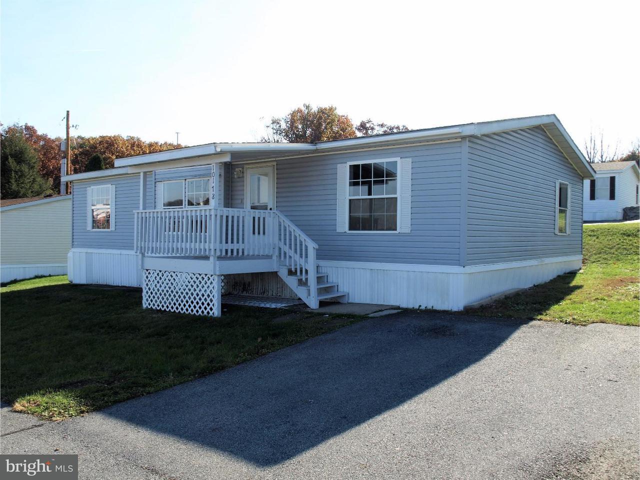 移动之家 为 销售 在 10178 FOREST GRV Breinigsville, 宾夕法尼亚州 18031 美国