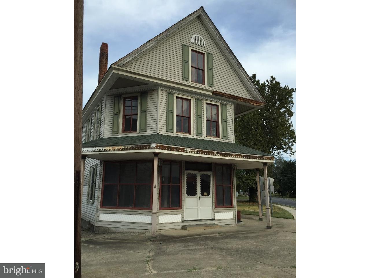 Maison unifamiliale pour l Vente à 939 MAIN Street Shiloh, New Jersey 08353 États-Unis
