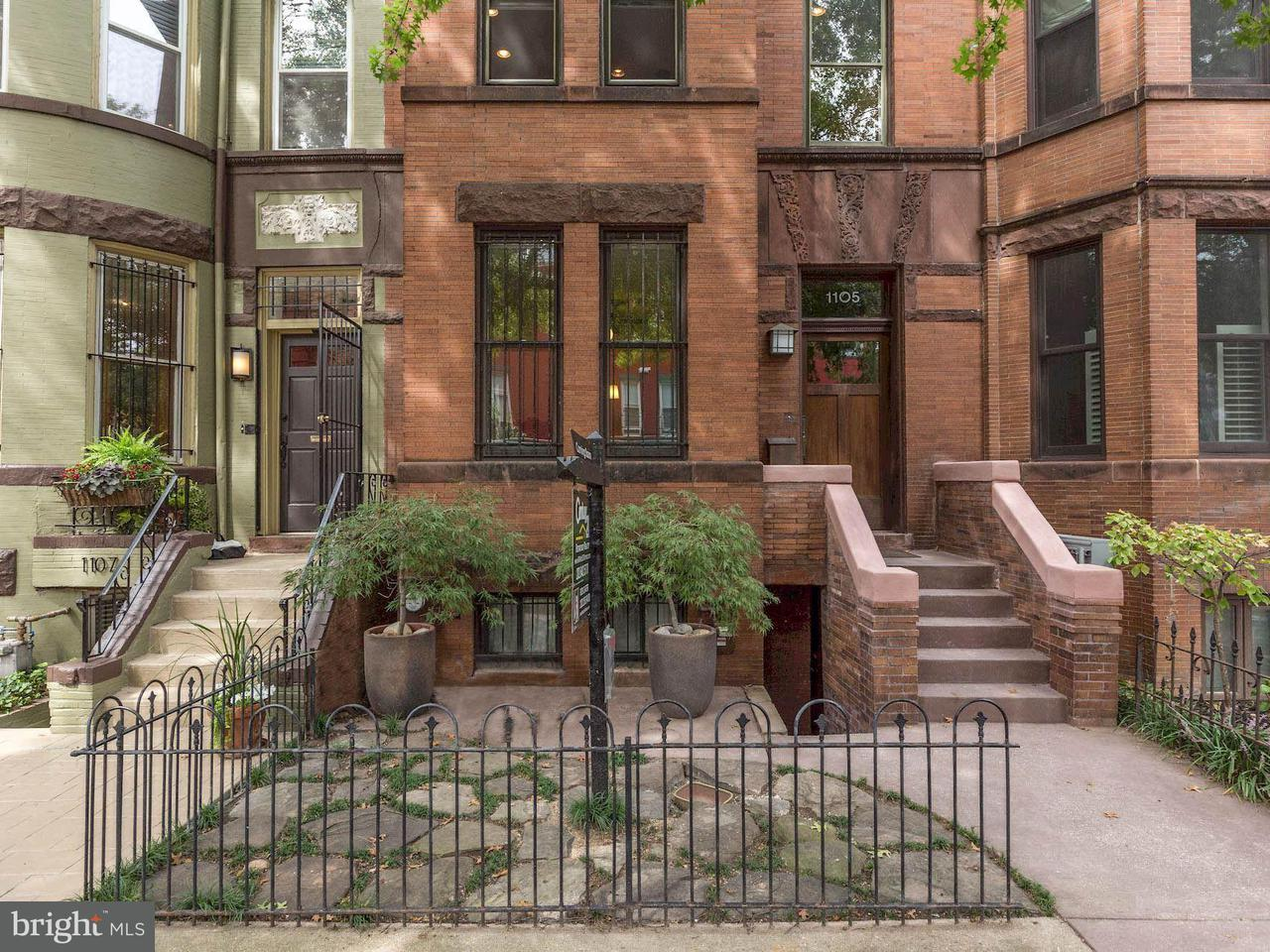 Multi-Family Home for Sale at 1105 P ST NW 1105 P ST NW Washington, District Of Columbia 20005 United States