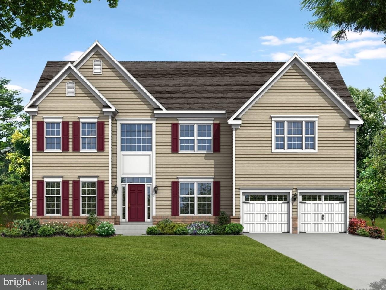 Single Family Home for Sale at 219 WAT E CRAIL Court Middletown, Delaware 19709 United States