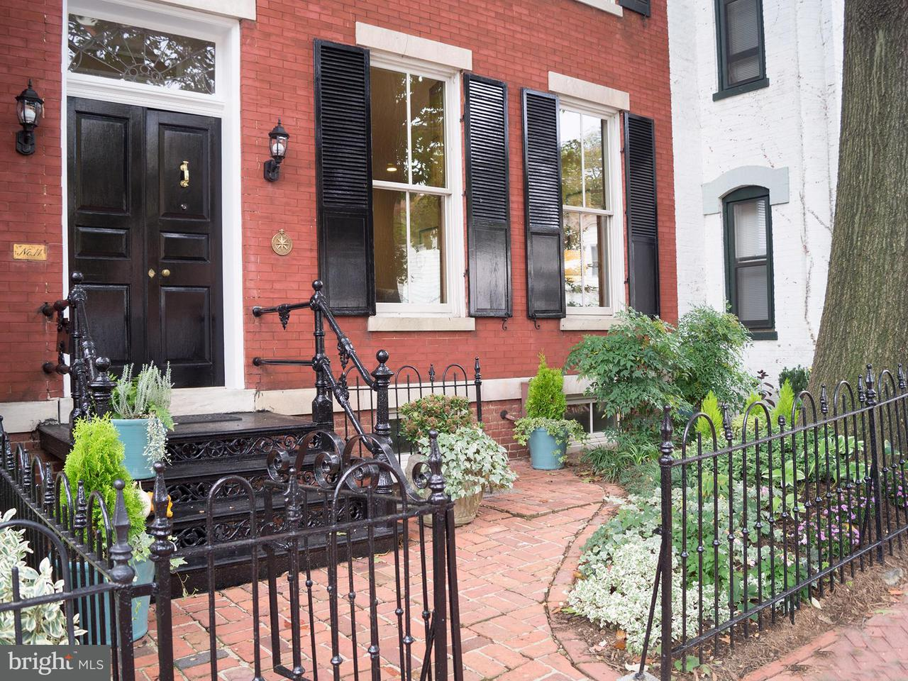 Townhouse for Sale at 11 4th St Ne 11 4th St Ne Washington, District Of Columbia 20002 United States