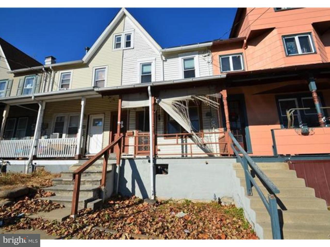 Casa unifamiliar adosada (Townhouse) por un Venta en 336 MULBERRY Street Catasauqua, Pennsylvania 18032 Estados Unidos