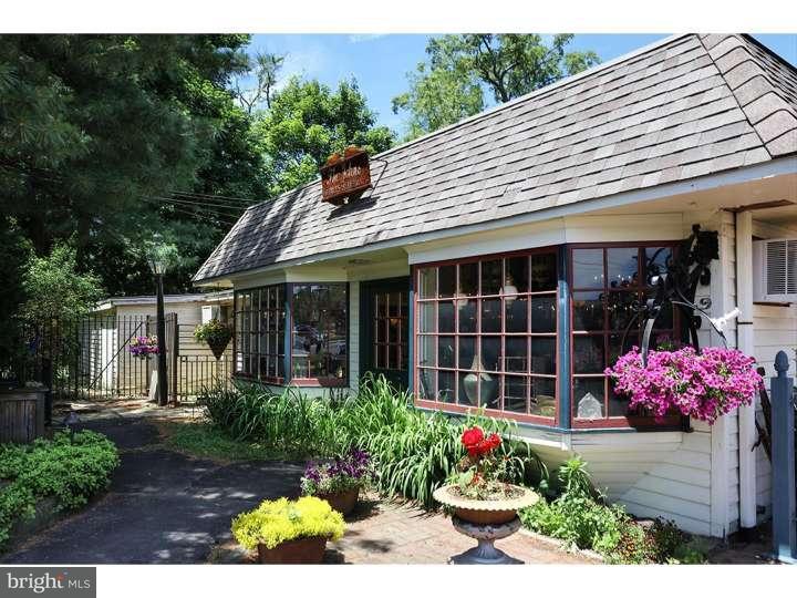 独户住宅 为 销售 在 5752 ROUTE 202 Lahaska, 宾夕法尼亚州 18931 美国