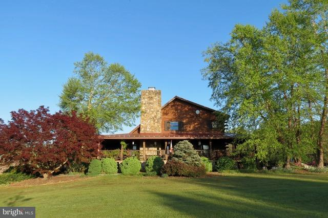 Single Family Home for Sale at 14249 HUME Road 14249 HUME Road Hume, Virginia 22639 United States