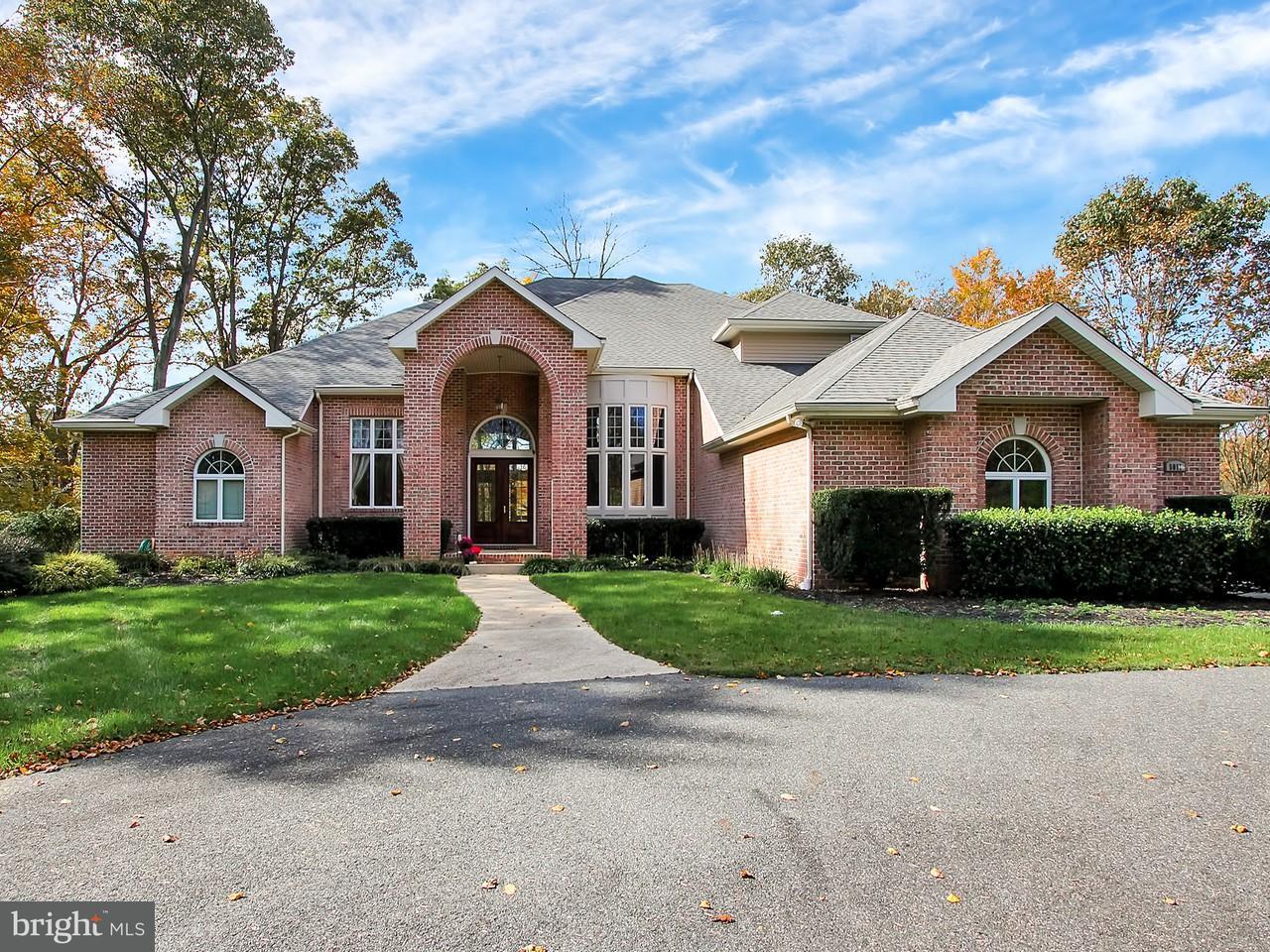 Casa Unifamiliar por un Venta en 5011 NORRISVILLE Road 5011 NORRISVILLE Road White Hall, Maryland 21161 Estados Unidos