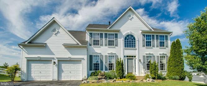 Casa Unifamiliar por un Venta en 10705 DEWEY WAY E 10705 DEWEY WAY E New Market, Maryland 21774 Estados Unidos