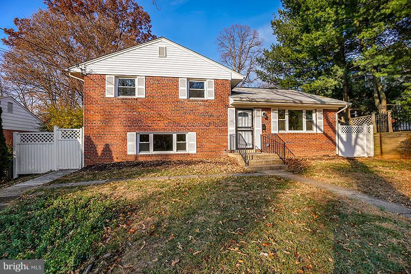 Single Family Home for Sale at 4905 RANDOLPH Road 4905 RANDOLPH Road Rockville, Maryland 20852 United States