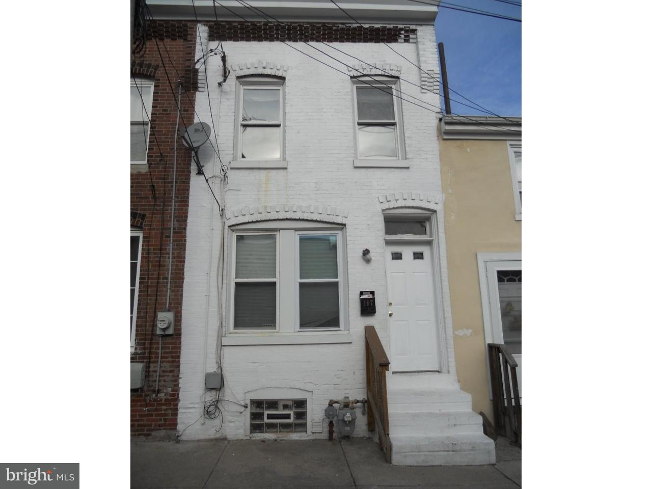 Townhouse for Sale at 107 W 3RD Street Bridgeport, Pennsylvania 19405 United States