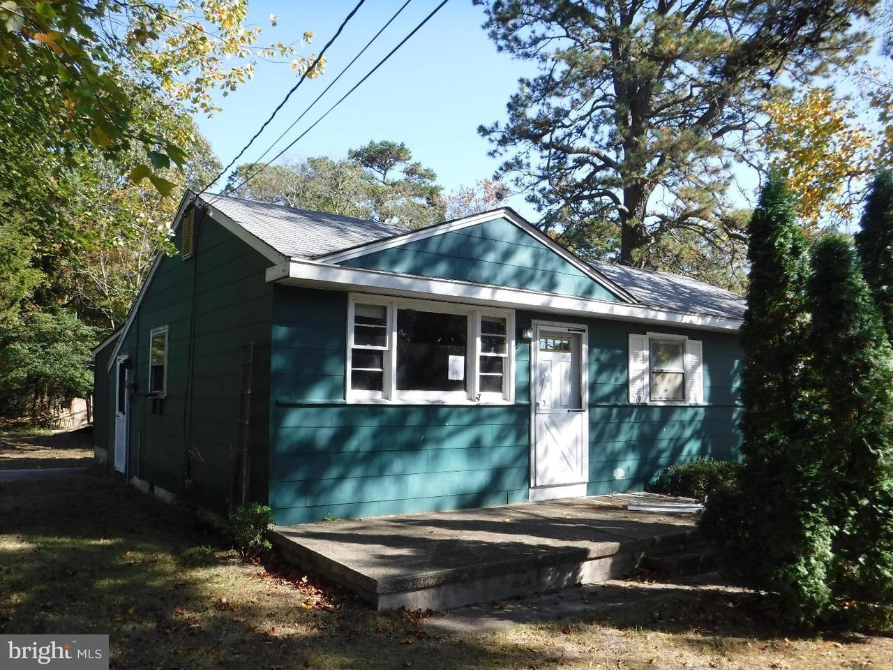 Maison unifamiliale pour l Vente à 719 E CHANESE Lane Absecon, New Jersey 08205 États-Unis