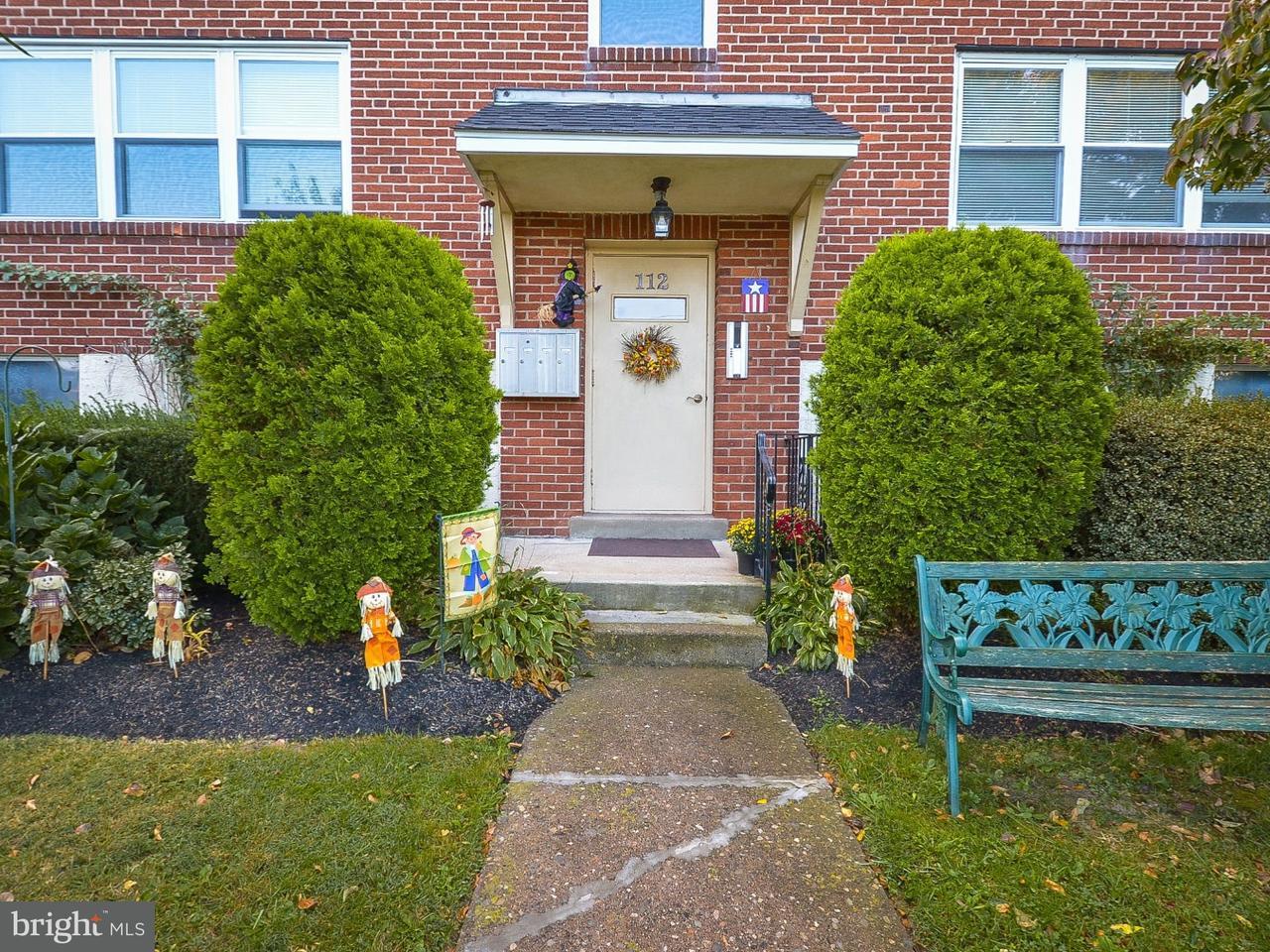 Maison unifamiliale pour l à louer à 112 CLEMENT RD #D Oreland, Pennsylvanie 19075 États-Unis