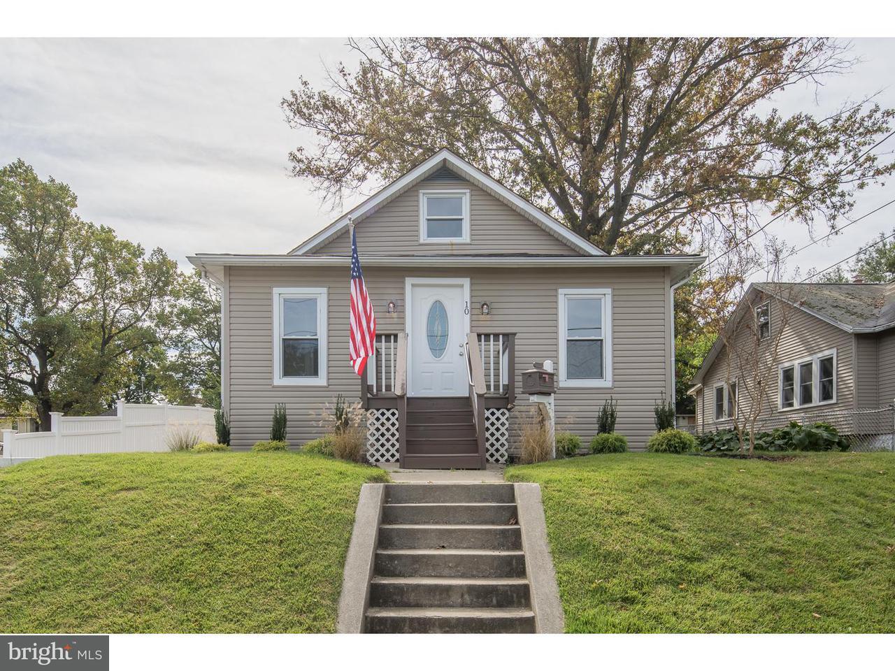 Maison unifamiliale pour l à louer à 10 LAWRENCE Avenue Barrington, New Jersey 08007 États-Unis
