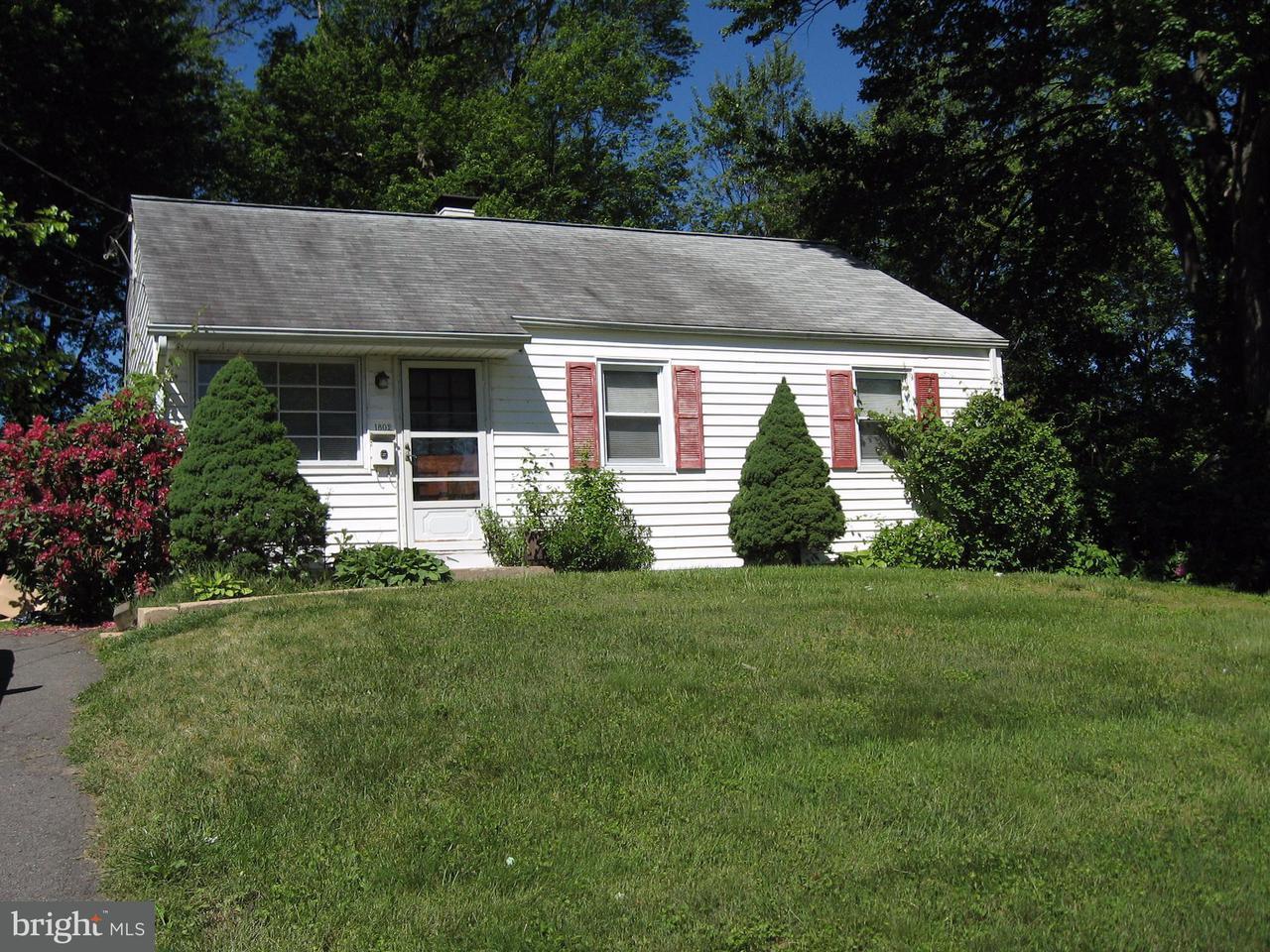토지 용 매매 에 1802 GILSON Street 1802 GILSON Street Falls Church, 버지니아 22043 미국