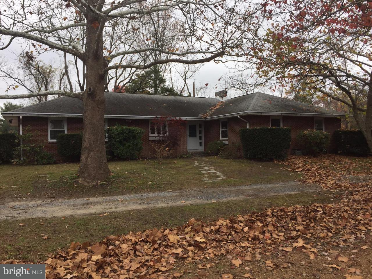 Casa Unifamiliar por un Alquiler en 1454 SICKLERVILLE Road Sicklerville, Nueva Jersey 08081 Estados Unidos