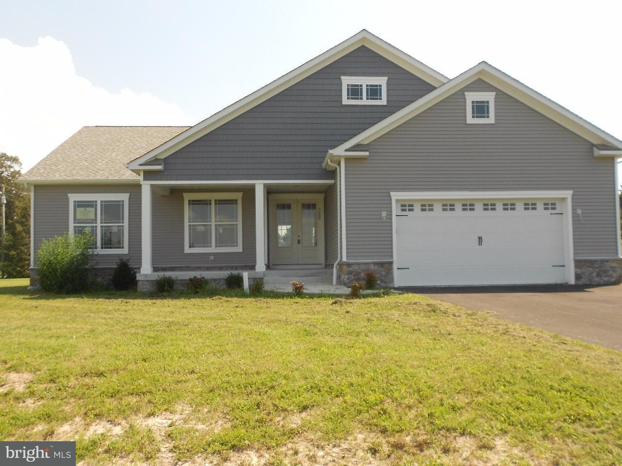 Maison unifamiliale pour l Vente à 25925 BLIZZARD BLVD Georgetown, Delaware 19947 États-Unis