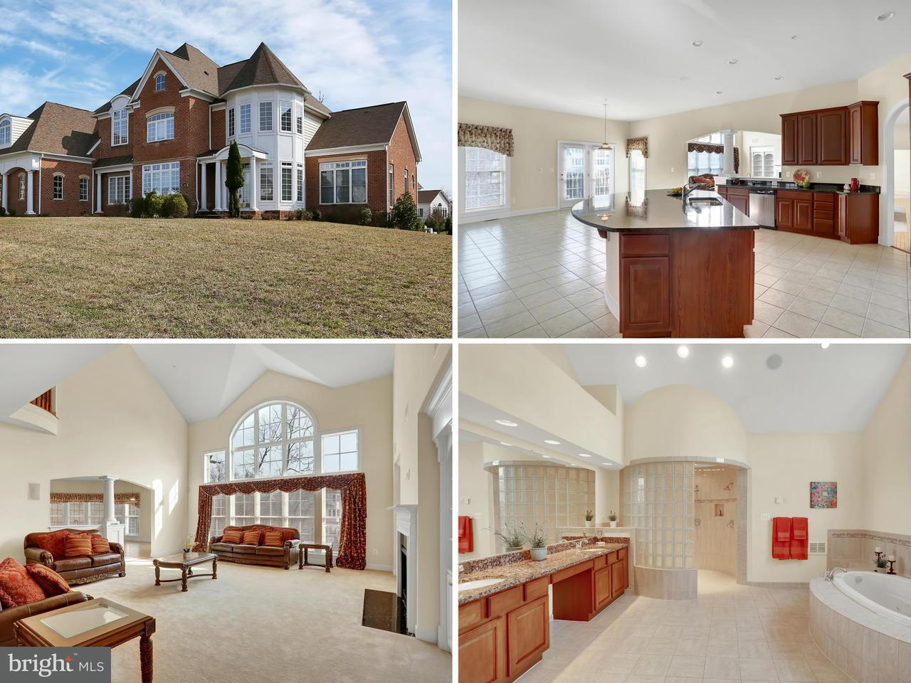 Casa Unifamiliar por un Venta en 12809 WOODMORE NORTH BLVD 12809 WOODMORE NORTH BLVD Bowie, Maryland 20720 Estados Unidos