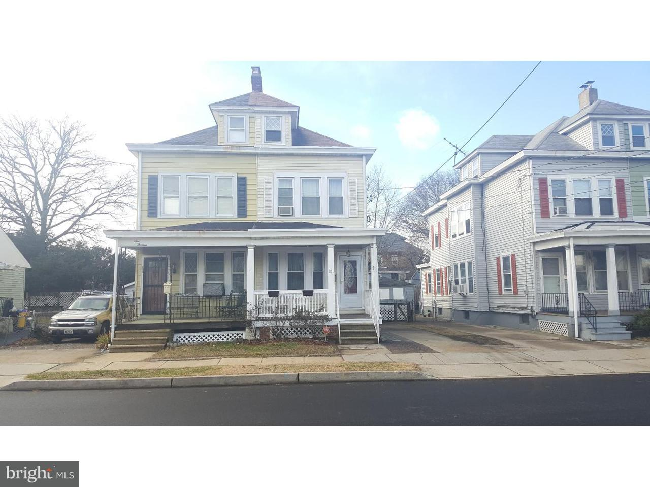 Townhouse for Rent at 511 NORWAY Avenue Hamilton, New Jersey 08629 United StatesMunicipality: Hamilton Township