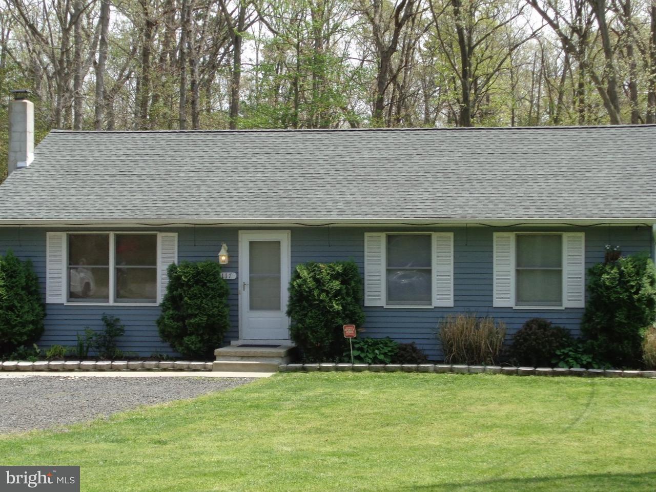 Einfamilienhaus für Mieten beim 117 ROSEDALE Drive Elmer, New Jersey 08318 Vereinigte Staaten