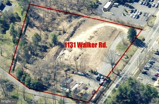 Land for Sale at 1131 WALKER Road 1131 WALKER Road Great Falls, Virginia 22066 United States