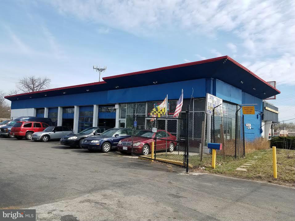 商用 のために 売買 アット 4410 SUITLAND Road 4410 SUITLAND Road Suitland, メリーランド 20746 アメリカ合衆国