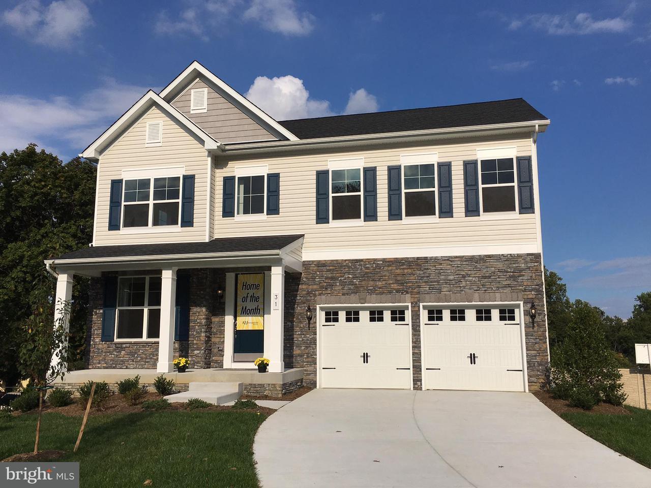 Maison unifamiliale pour l Vente à 31 EDEN TERRACE Lane 31 EDEN TERRACE Lane Catonsville, Maryland 21228 États-Unis