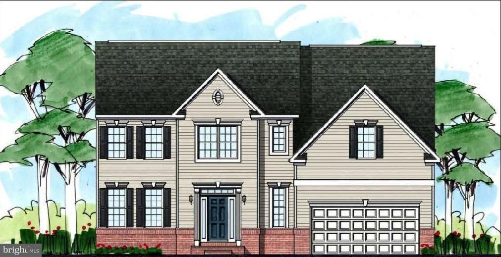 Частный односемейный дом для того Продажа на 1990 FOXWOOD LANE 1990 FOXWOOD LANE Lusby, Мэриленд 20657 Соединенные Штаты